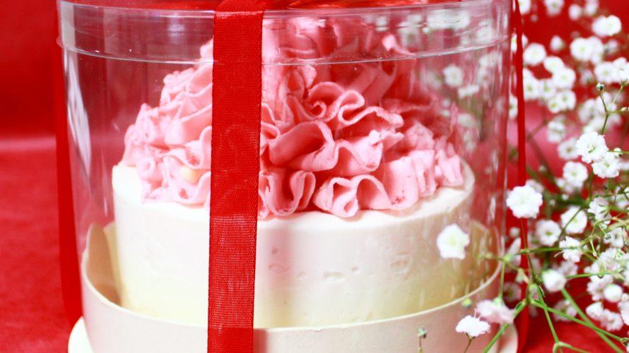 5月13日 母の日ケーキ