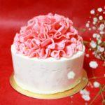母の日ケーキご予約受付始まりました☆