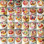 3~4才のお子様に人気のお誕生日ケーキ☆