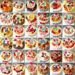 5~6才のお子様に人気のお誕生日ケーキ☆
