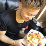 特急お急ぎ便写真ケーキ