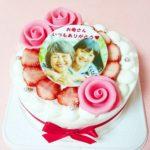 2019年5月12日『母の日ケーキ』