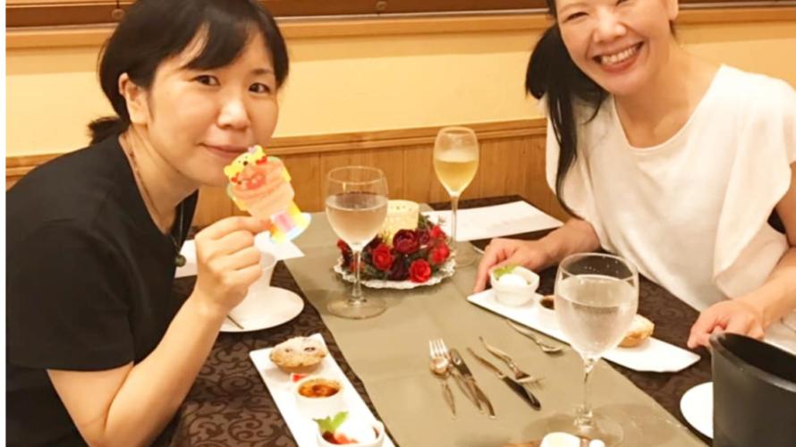 西ちゃんのお誕生日祝い☆