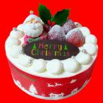 2019年クリスマスケーキ 苺のデコレーションケーキが出来るまで^_^