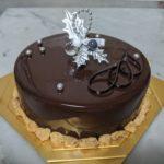 クリスマスケーキ☆ヘーゼルナッツショコラが出来るまで♪