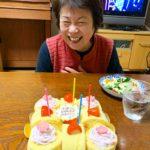 お母様のお誕生日❤
