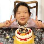 8歳のお祝い❤