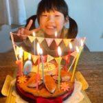 10歳のお誕生日❤