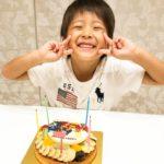 5才のお誕生日❤