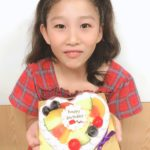 10歳のお誕生日にキャンデコをご利用いただきました^_^