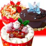 クリスマスケーキのご予約受付が始まりました^_^
