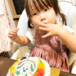 2歳のお誕生日❤