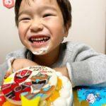 4歳のお誕生日❤