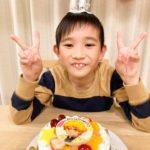 9歳のお誕生日❤