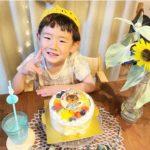 6歳のお誕生日♡