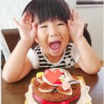 4歳のおたんじょうび❤