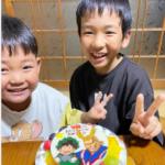 8歳のお誕生日おめでとう❤